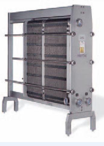 alfa laval heat exchanger parts