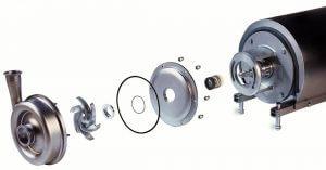 alfa laval pump spare parts