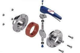 alfa laval valve spares & parts