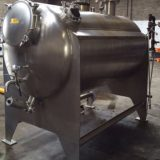 1,550 LTR JACKETED HRZ TANK