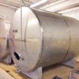 16,000 ltr horizontal tanks