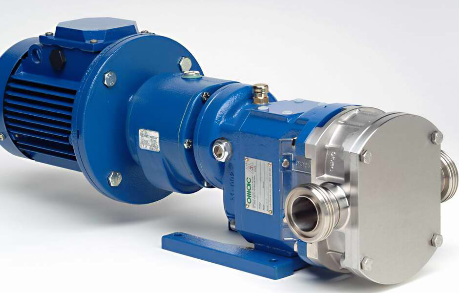 rotary lobe / positive pumps